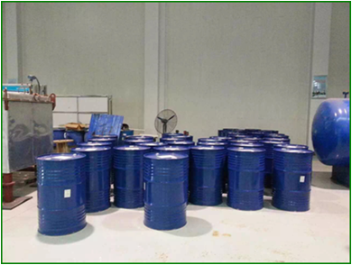 Hight-quality ENE 100 Composed Cold and Heat Medium oil for Jordan market