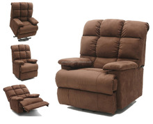 electric adjustable okin lift chair / power massage rise recliner sectional sofa