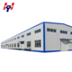 Classic High Quality Prefabricated Windproof Steel Structure Buildings