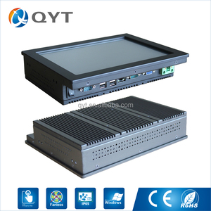 Top grade 10.4 inch industrial touch panel pc oem factory mini pc