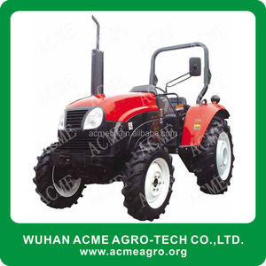 4WD small farming tractor 4wheels for sale well made in China
