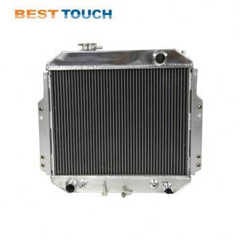 Best price automotive engine cooling radiator for mercedes s-class w126