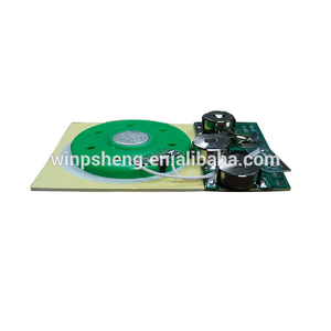 Electronic mechanism system Type greeting card sound module