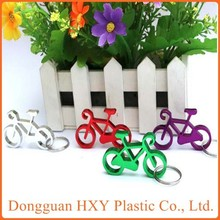 HXY Promotional bike shaped keychain, Bike Keychain, Bike Key ring For Gifts