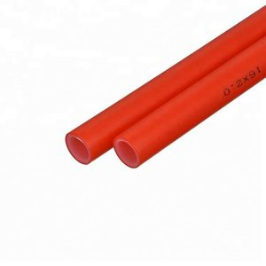 Bend In Floor Heating Systems Parts insulated pex pipe