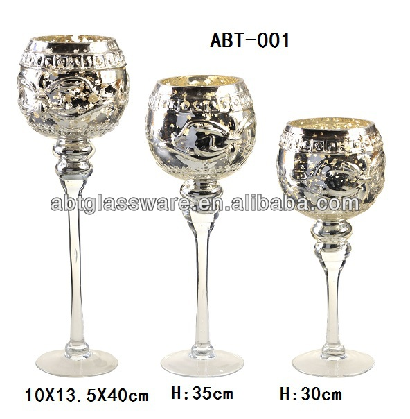 french wholesale metal fleur candleholders holders candle pedestal