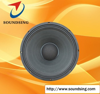 good quality good price high power 21 inch outdoor subwoofer speakers