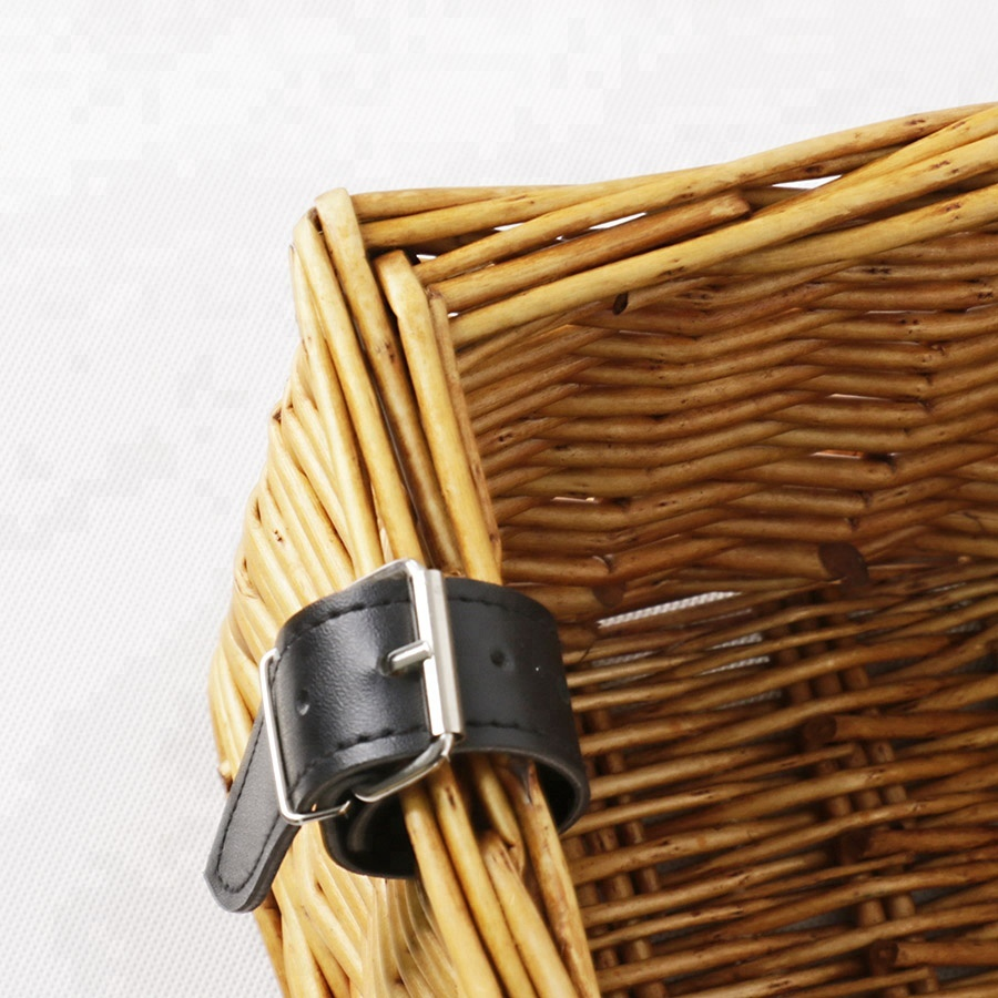 Gift High Quality Classic Empty Wicker Picnic Baskets