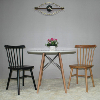 In Stock Product Salt Chair Replica IRONICA Restaurant Windsor Chair