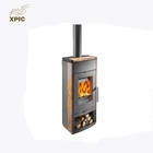 xpic stone wooden stove marble stone surrounds