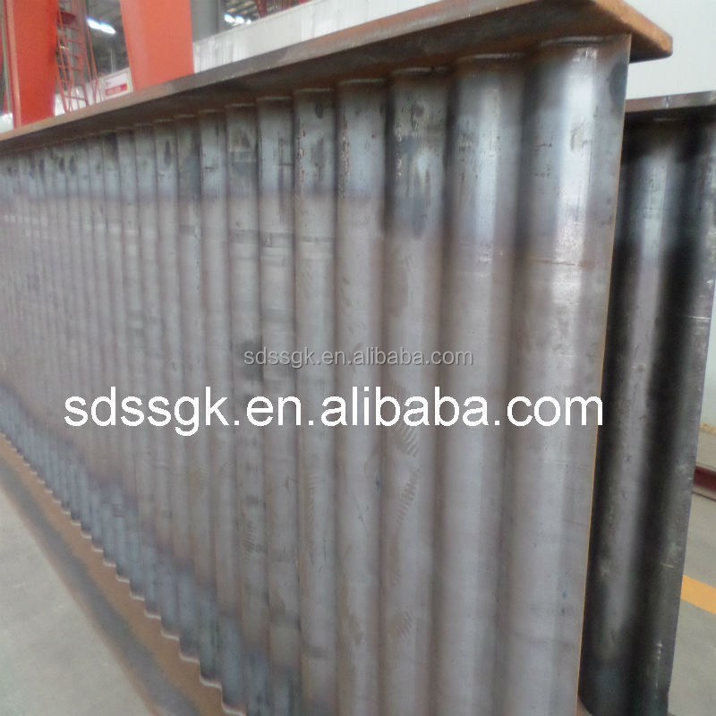 alibaba website corrugated Web for construction