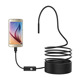 Waterproof IP67 cable length 2/3/5/7/10/15M video recorder usb endoscope cam for android BS-GD33