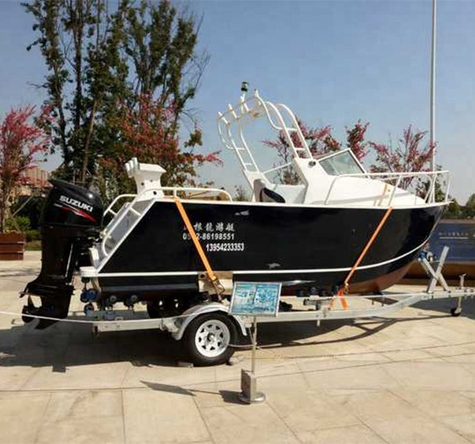 5 8m Cuddy Cabin Aluminum Boat With Paint And 140hp Outboard Motor For Superseptember Sales Promotion Buy Cuddy Cabin Aluminum Boat Boat With