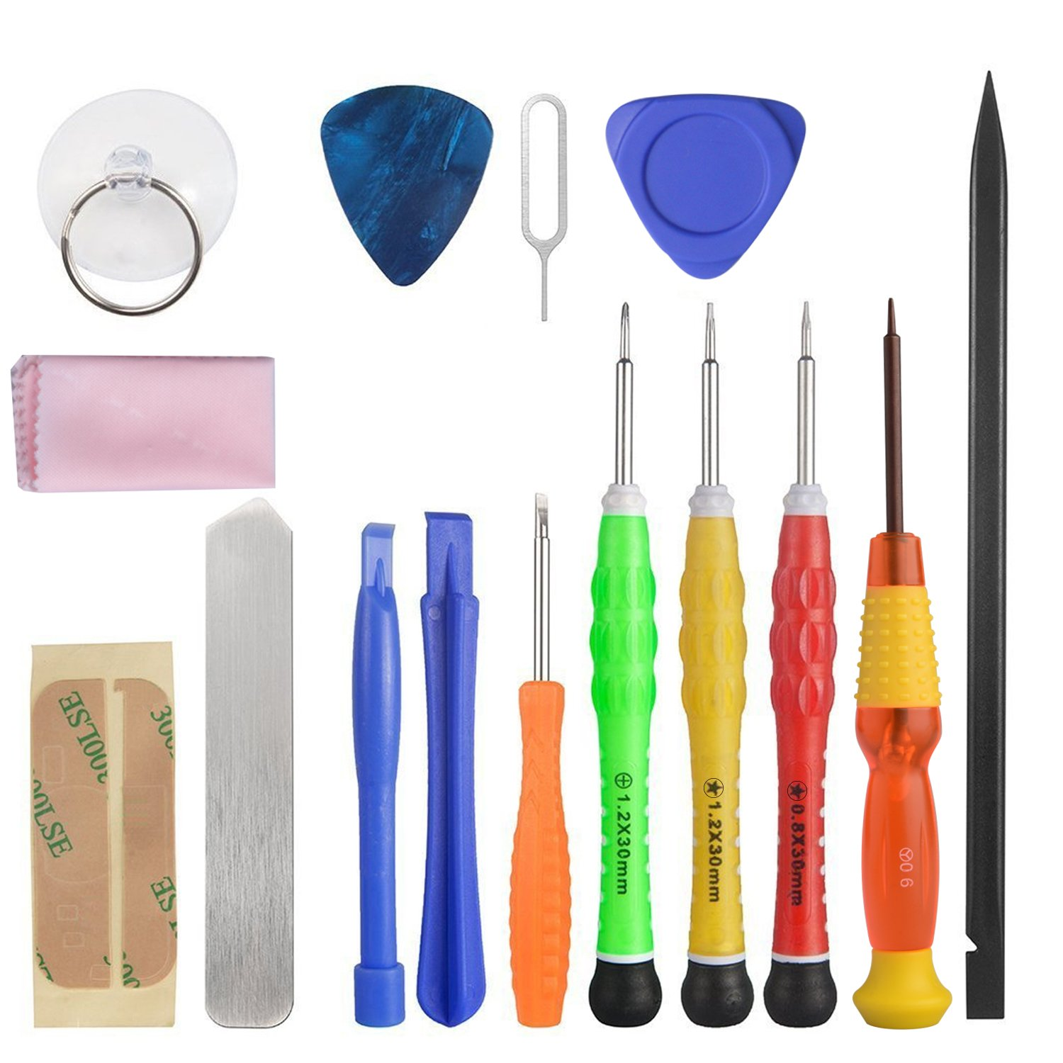 Tools One Or 5pcs Small Screwdriver 0.8 Five-star For Mobile Phone Toy Teardown Repair Tool 2 Mm Hand Tools