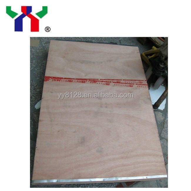 High Quality  Impression Sandblast Cylinder Jacket For Offset Printing Machine SM74