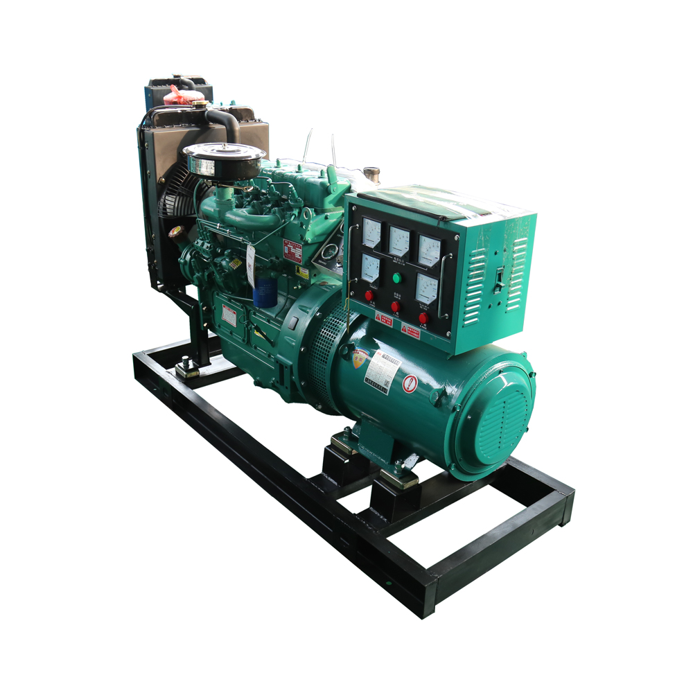 cheap 30 kw mini diesel generator powered by weifang cp machinery