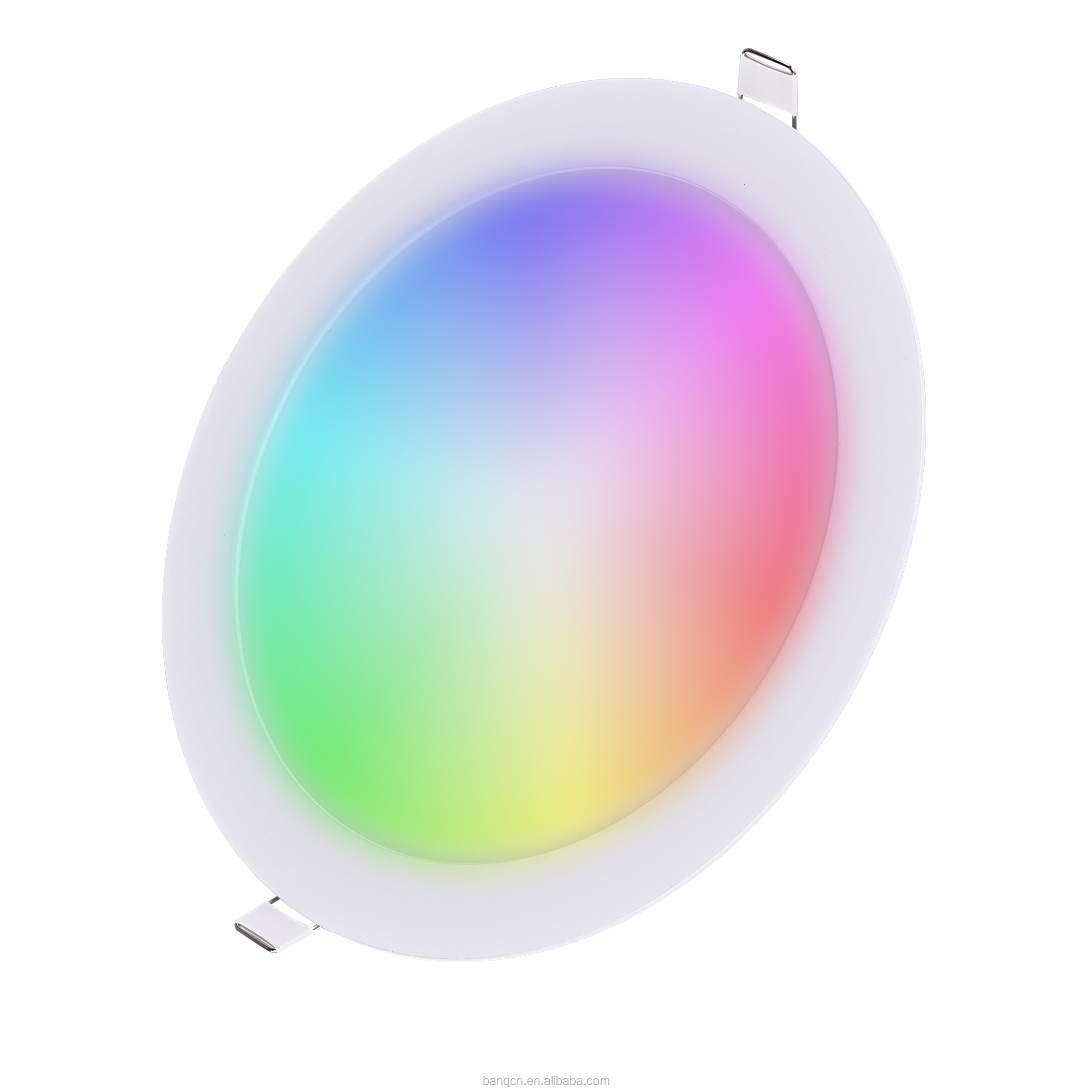 Hot Sale Intelligent Bluetooth APP(Android&iOS) Square/Round  LED  Panel Lamp Panel Light