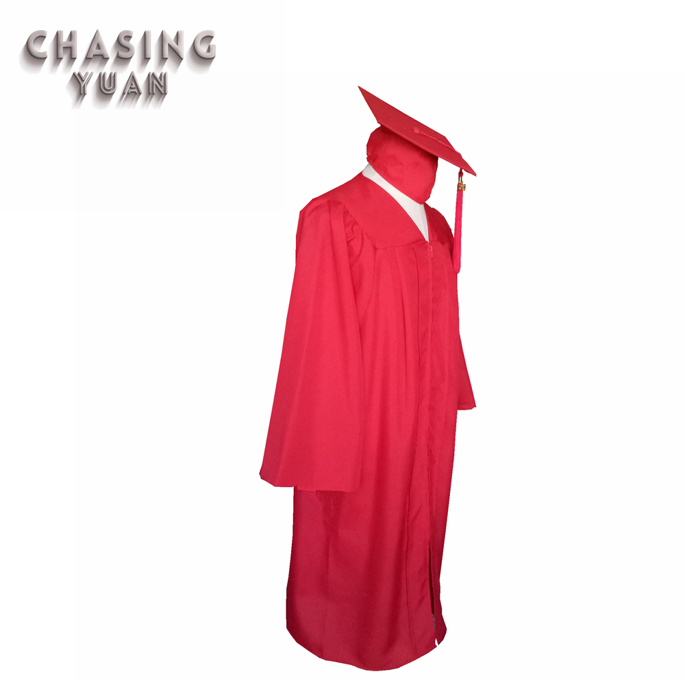 Red Graduation Robe, Red Graduation Robe Suppliers and Manufacturers ...