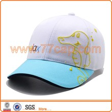High quality custom children cotton hat and cap