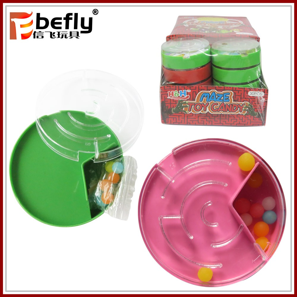 Very cheap jelly bean candy toys from shantou factory