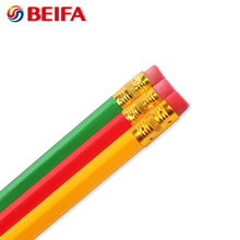 BEIFA brand colorful new style Hot selling Children mini wooden colour pencil