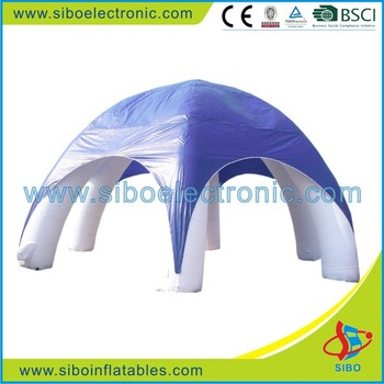 GMIF SiBo Advertising Exhibition Inflatable Cube Tent Hot Sale