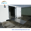 fishing equipment cold storage, frozen meat cold room, shocking freezer room