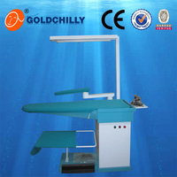 Industrial Hotel Laundry Ironing Table Steam Board Ironing