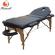 Firstwell Wooden portable/ fitmaster massage table/heated massage table
