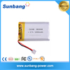 Llithium ion Battery 3.7v 1000mah Lipo Battery RC Helicopter Lipo Battery