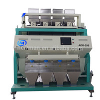 Herrman Digital Intelligent CCD camera Rice Color Sorter ADR-256