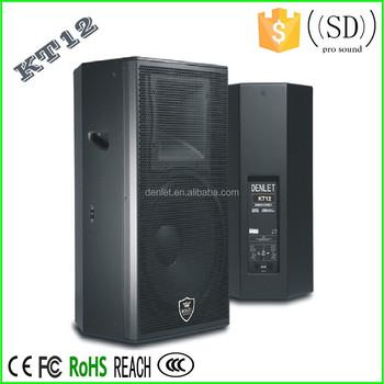 cheap factory price passive powered amplifier speaker kt12 buy amplifier speaker powerful. Black Bedroom Furniture Sets. Home Design Ideas