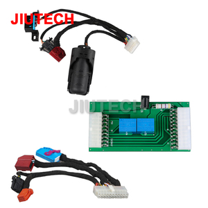 OBD II Obd2 Truck Diagnostic tool Extension Cable Splitter Connector forAUDI J518 Test Auto Diagnostic Tester