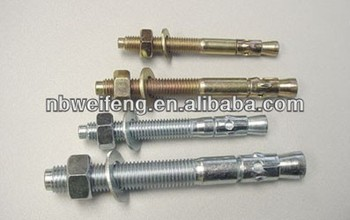 China Big Supplier,M12 Wedge Anchor,Manufacturing,High Quality And ...