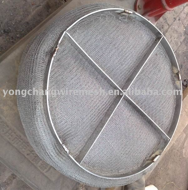 stainless steel 304 wire mesh deminster