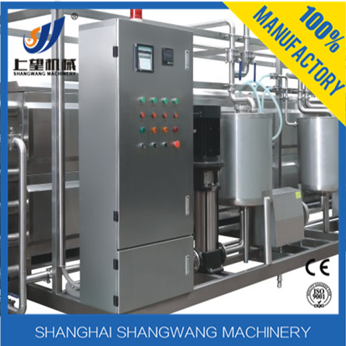 High quality automatic uht/pasteurized milk production line/processing machine/plant for sale
