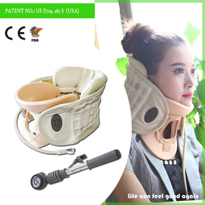 Trade assurance wholesales health care neck traction device