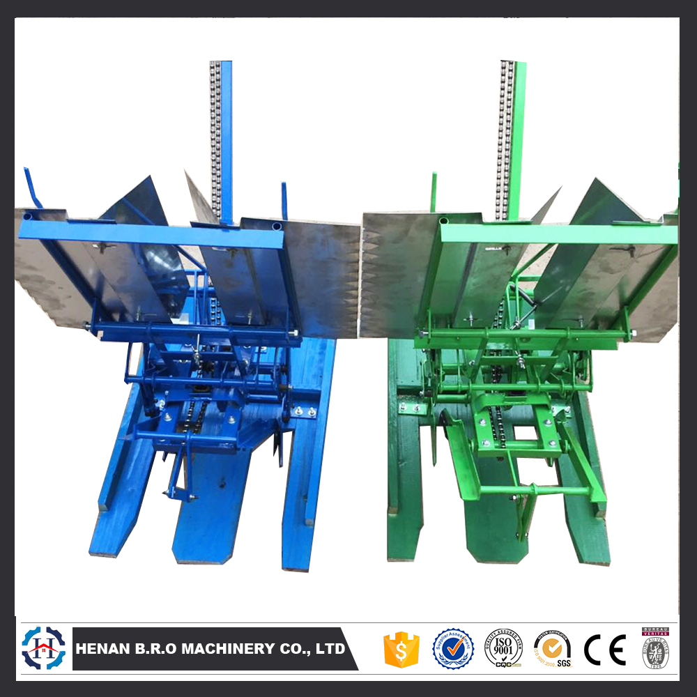 Laos rice transplanter from China
