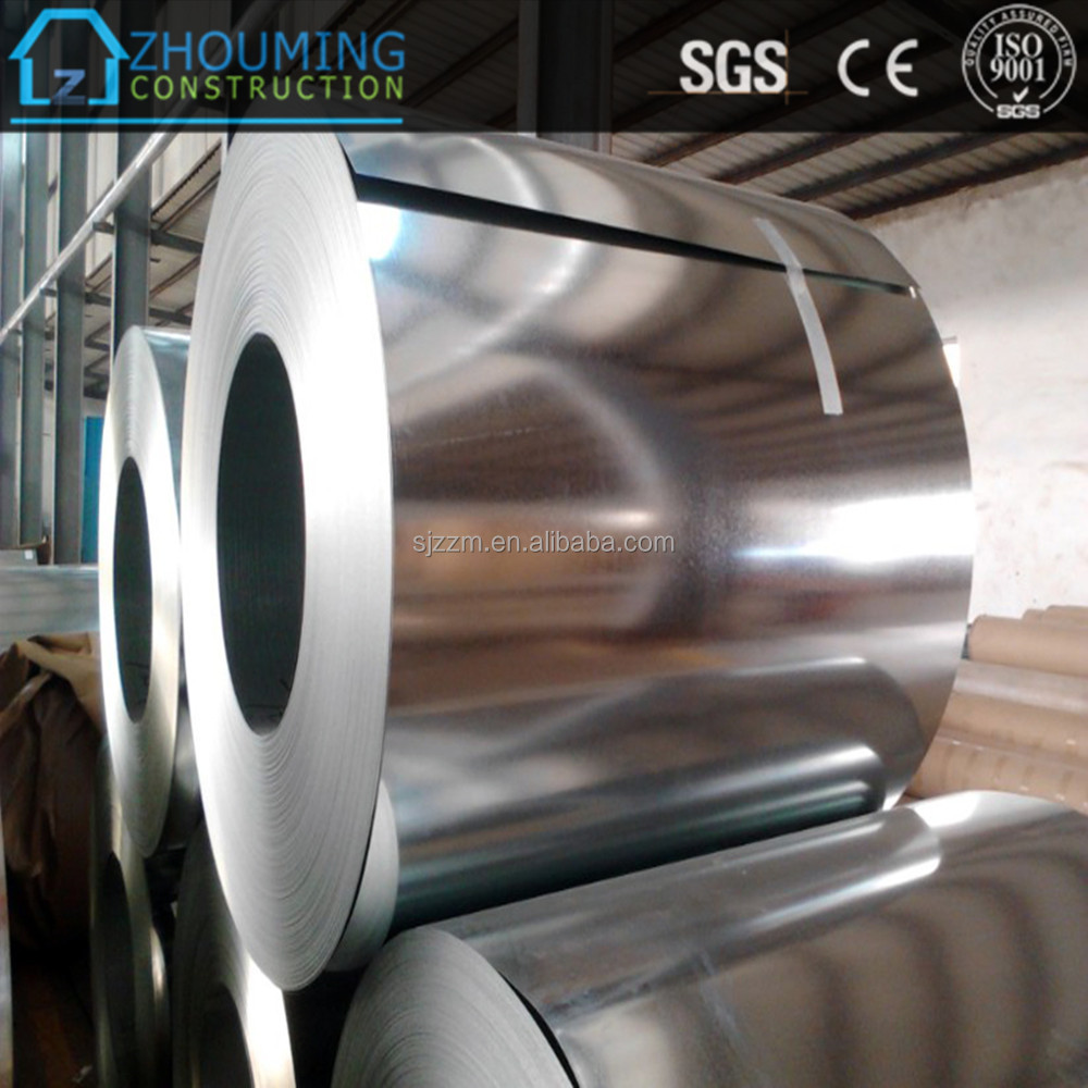 DX51D material good price galvalume steel coil for metal roofing