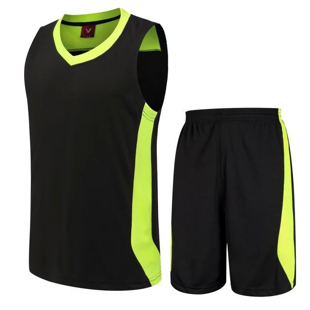 timeless design e1fbf d31ce Buy 6Colors Mesh Breathable Basketball Jersey Suits Couple ...