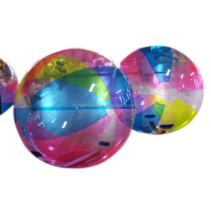 PVC transparent inflatable sports toy ball, water walking ball price, zorbing ball china supplier