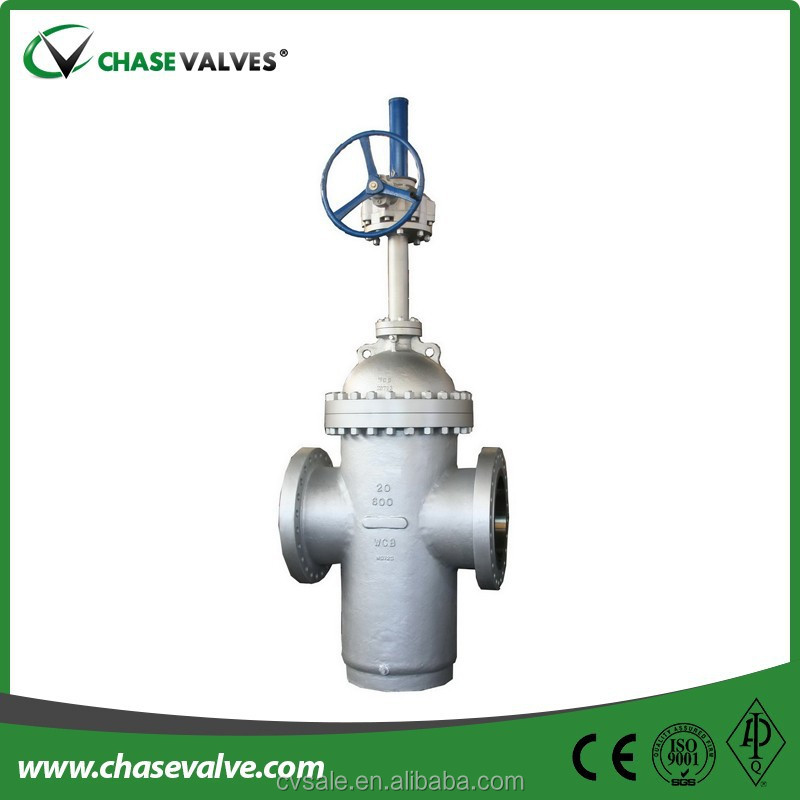 China Manufacturers Handwheel 20 Inch Slab Gate Valve