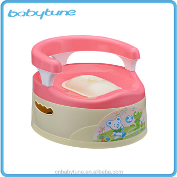 EUNICE: Adult baby potty