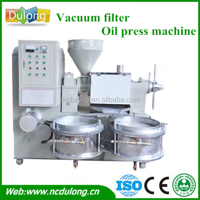 Manufacturer directly great reputations hydraulic olive oil press machine
