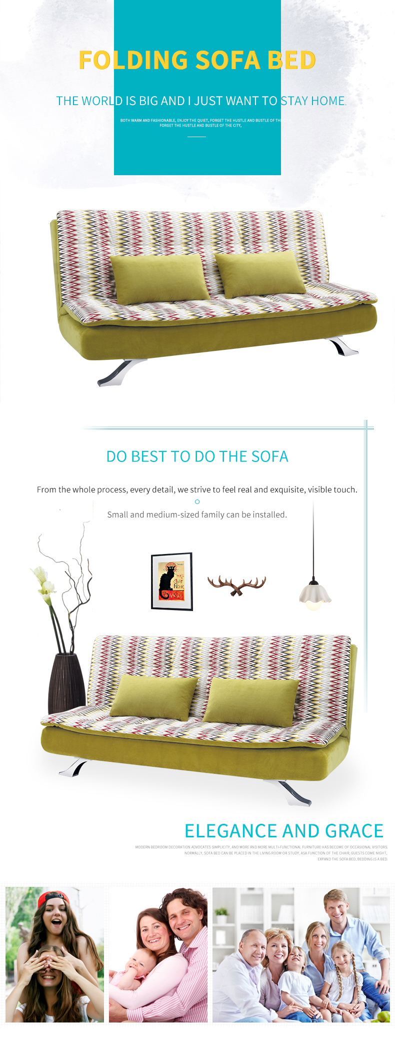 Picture of: The Living Room Sofa Couch Potato Couch Couch Rice Can Fold Sofa Chair Double Cloth Art Sofa Bed Can Disassemble Buy Sofa Cama Sofa De Tela Sofa Product On Alibaba Com