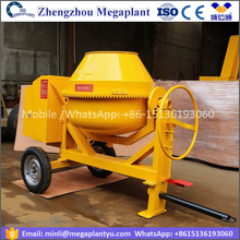 400L 6HP Diesel engine Mobile Concrete admixture mixing mixer machine plant price