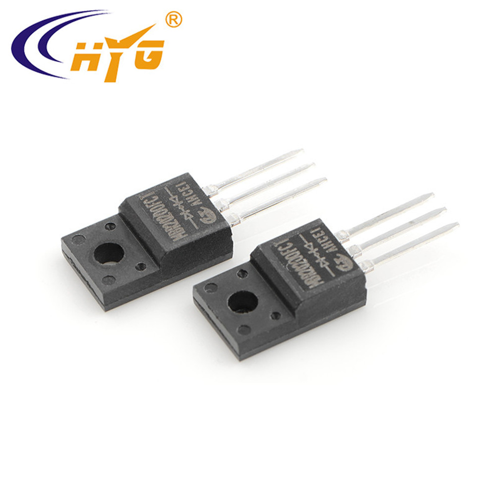 Mbr20200ct Schottky Diodes To 220f Package 20a 200v Plug In Circuit Symbol Diode Hot Buy Diodesschottky Package20a