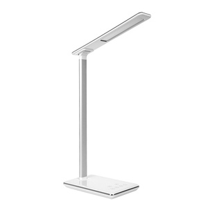ABS and Aluminium ce rohs led lamp study table lamp usb desk lamp