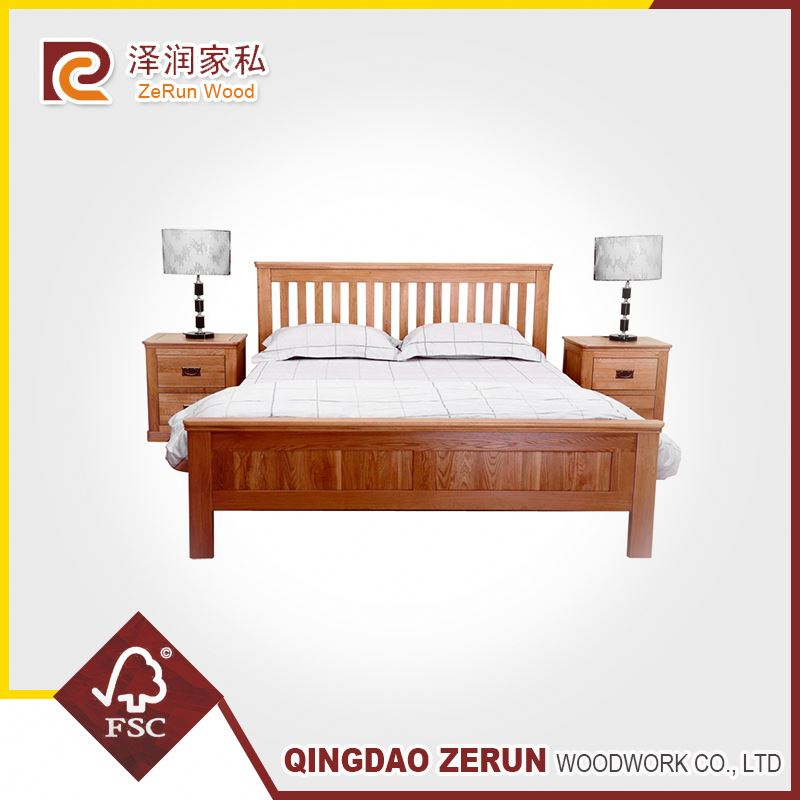 hand made franz sisch eichenholz bett mit kopfteil bett produkt id 60549483651. Black Bedroom Furniture Sets. Home Design Ideas