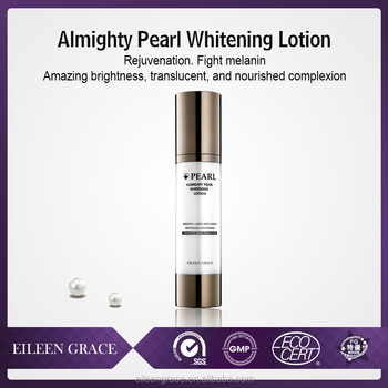 Hydrating skin Pure Pearl Whitening Lotion